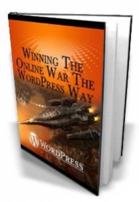 Product picture Winning The Online War-Online Marketing Secrets w.Wordpress